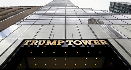 Trump Tower meeting draws attention to campaign lines of legality
