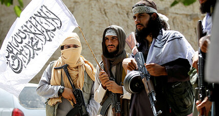 Why US talks with the Taliban are suddenly on the table