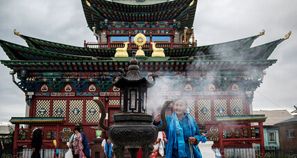 Buddhism flourishes in Siberia, opening window on its pre-Soviet past