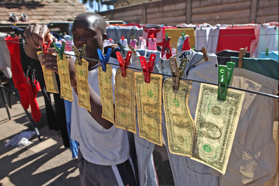 A Nearly Cashless Zimbabwe Tests The Limits Of Mobile Money