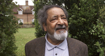 V.S. Naipaul found rich literary material in places where colonizers once ruled