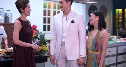 Can 'Crazy Rich Asians' help redefine how Hollywood portrays Asians?