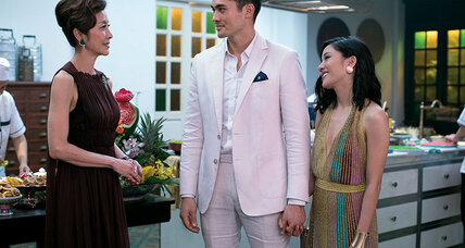 Landmark cast, high expectations for 'Crazy Rich Asians'