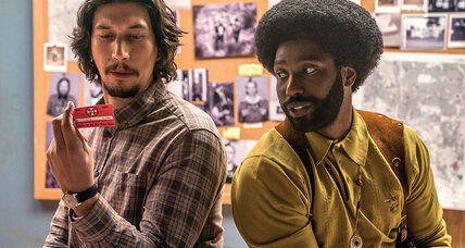 'BlacKkKlansman' tells a truth-is-stranger-than-fiction story about the KKK