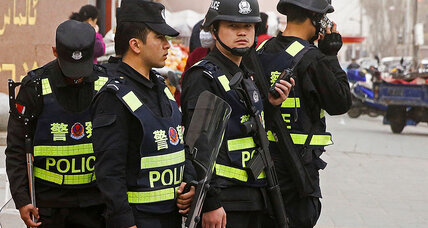 As China detains Muslim Uyghurs, its economic clout mutes world criticism