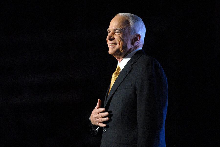 Remembering John McCain: the quintessential patriot