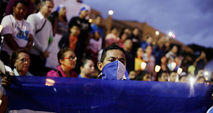 Nicaraguan activists flee their country, but not the fight