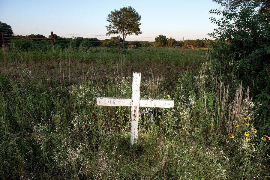 Indian territory again? An old Oklahoma murder case spotlights