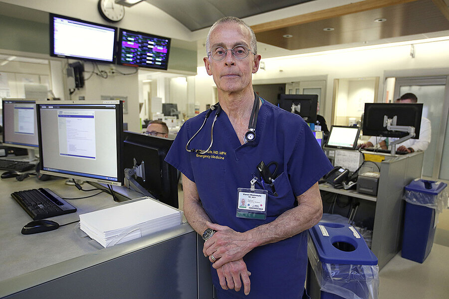 Can Arming Doctors With Data Help Reduce Gun Violence