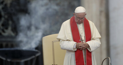 Pope announces death penalty as 'inadmissible'