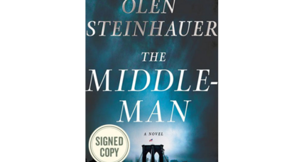 'The Middleman' is the latest smart, entertaining thriller from Olen Steinhauer