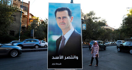 Syria needs to be a blueprint for peacemaking