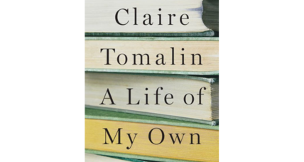'A Life of My Own' is biographer Claire Tomalin's chance to turn inward