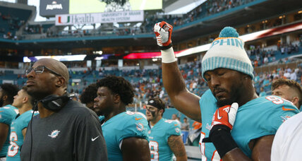 As NFL preseason begins, so do protests by players