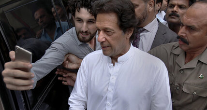 Imran Khan's priority will be fixing Pakistan's economy, A plan for Greece after major wildfires, As the Syrian war draws to a close, a glimmer of...