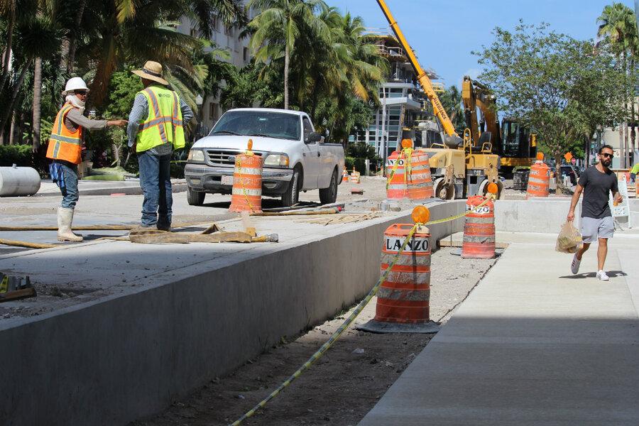 Miami streets radical sea level rise plan could be blueprint for miami streets radical sea level rise plan could be blueprint for city malvernweather Images