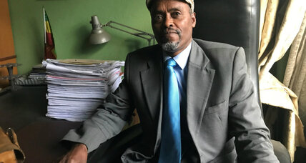 As Ethiopia embraces forgiveness, government victims call for justice
