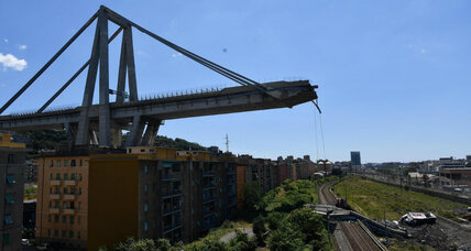 Italy bridge collapse serves as a cautionary tale on older bridges
