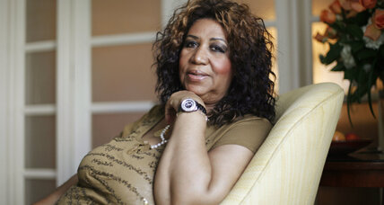 Aretha Franklin stirred America's soul