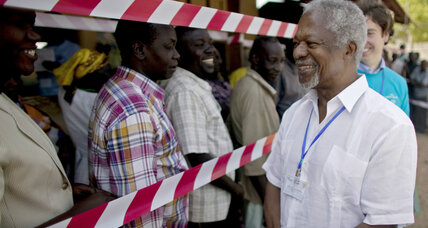 Annan remembered as a fierce advocate of equality and rights