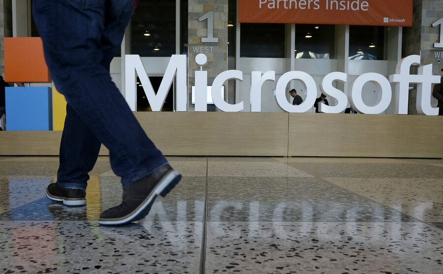 Microsoft says Russian hackers are behind fake US political sites