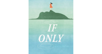 'If Only' explores an adopted child's sense of a kaleidoscope of possibilities