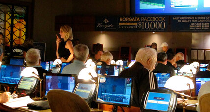 Tackle the rush to sports gambling