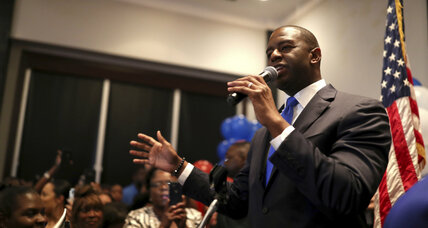 Black candidates win gubernatorial primaries – in three states