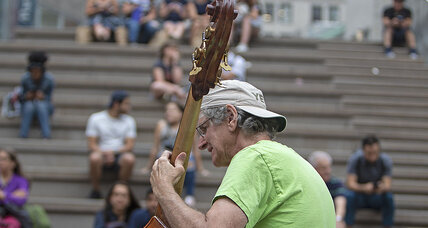 Sounds of summer: Boston street musicians