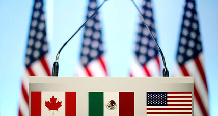 Is Trump's rewrite of NAFTA hurting a partnership?