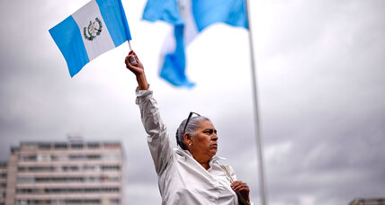 Why Guatemala is abandoning high-profile anti-corruption drive