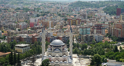 In Albania, new Turkish mosque stirs old resentments