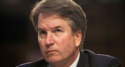 Kavanaugh twist shows rising influence of MeToo