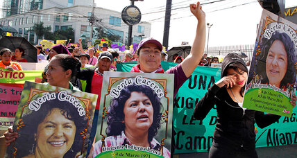 In trial for eco-activist's murder, push for a full picture of justice
