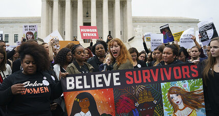 Kavanaugh hearings: Amid new charges, a call for humanity and open minds