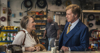 'The Old Man & the Gun' may be Robert Redford's last acting role