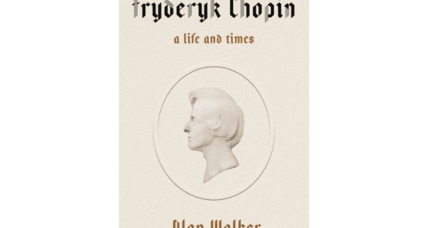 'Fryderyk Chopin' already qualifies as one of the best biographies of the year