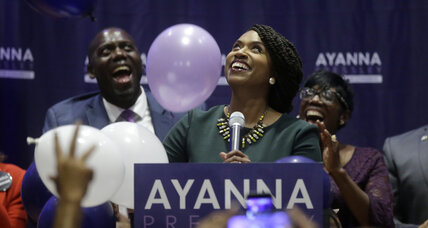 Ayanna Pressley defeats 10-term Massachusetts congressman
