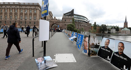 Who will rule in Sweden? Election results bring uncertainty.