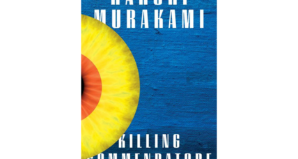 'Killing Commendatore' is the latest evasive, magical, utterly unique novel by Murakami
