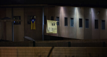 With Catalan politicians still in Spanish prison, dialogue stumbles
