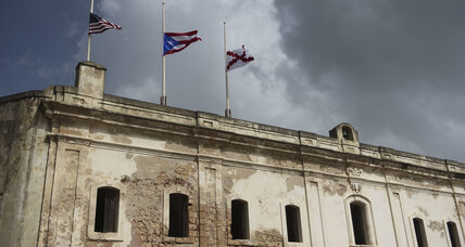 Puerto Rico after hurricane Maria: one year later