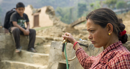 In Nepal, women learn how to build stronger homes after 2015 earthquake