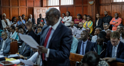 Kenyan courts respond to recent LGBT rights ruling in India