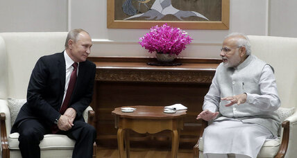 As Russia courts India, help from a surprising corner: US sanctions