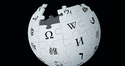 Why does Wikipedia (mostly) work?