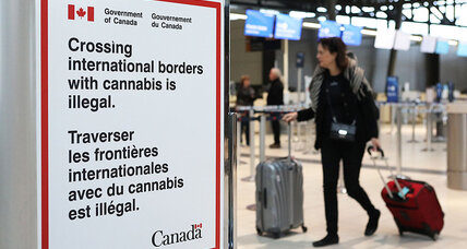 With legal recreational pot, Canada leads way into uncharted territory