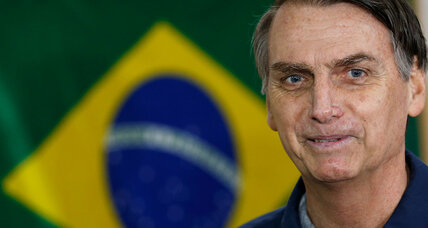 Brazil's election: What's at stake?