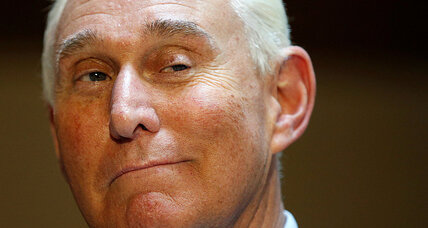 He's no saint – but Roger Stone insists he's innocent of Russia collusion