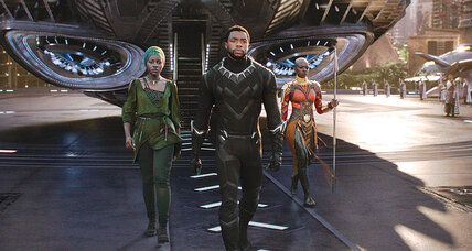 What are you watching? Readers recommend 'Black Panther,' 'The Treasure of the Sierra Madre'